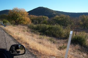 Texas Hill Country Fall Foliage Motorcycle Ride