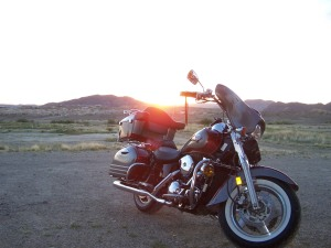 What I Ride and Why, 2000 Kawasaki Vulcan Nomad