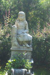 Savannah, Georgia Bonaventure cemetery