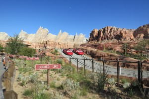 Disney Cars Land